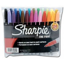 Marker Set Fine Point Set of 24