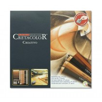 Cretacolor Creativo Sets