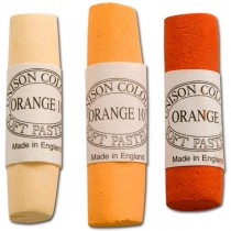 Unison Soft Pastels Orange Shades