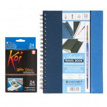 Koi Watercolor Travel Value Set
