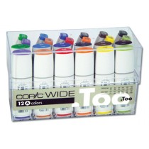 Copic Wide Markers Set