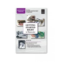 Getting Started Right In Watercolor DVD