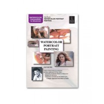 Watercolor Portrait Painting DVD