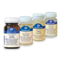 Grumbacher Pre-Tested Professional Oil Color Mediums