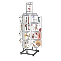 Testrite Deluxe Art Tree And Display Easel