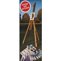 Reeves Field Easel Paint Sets