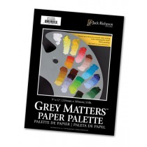 Grey Matters Paper Palette Pads