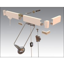 STAS Cliprail 2 Hanging and Lighting System