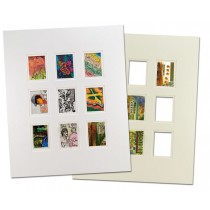 Viewpoint Artist Trading Card Mats