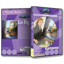 """Go Big"" DVD with Nicole White Kennedy"