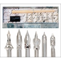 Creative Mark Quill Lines Calligraphy Dip Pens