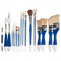The complete range of Wilson Bickford Signature Series Brushes and Tools!