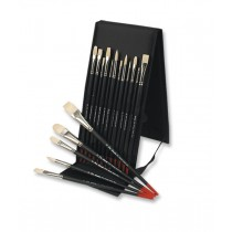 Pro Stroke Powercryl Brush Master Set