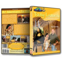 Young Leonardo DVD With Dan Nelson