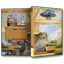 Impressionist Beachscapes: Topsail Homes DVD with Mike Rooney