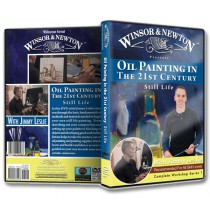 Oil Painting In The 21st Century Still Life DVD
