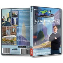 Edward Hardy Acrylic Painting Dvds