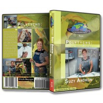 Suzy Andron Polytychs: Multi-Canvas Painting DVDs
