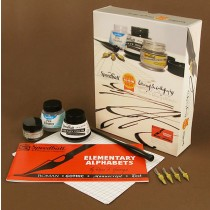 Speedball Calligraphy Super Value Set