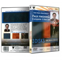 Faux Finishing Complete 3 Disc Set Dvd