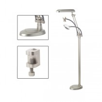 Ott Lite 3 In 1 Floor Craft Lamp