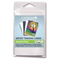 Crescent Artist Trading Cards