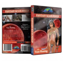 Tom Fleming Fantasy Sci-Fi Pinup DVDs