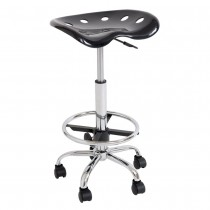 Bieffe Stool With Foot Ring