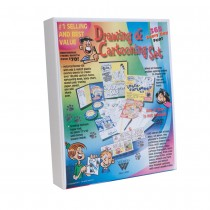 Bruce Blitz Drawing And Cartooning Kits