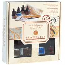 Sennelier Artists Ink and Calligraphy Sets