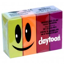 Claytoon Non Hardening Modeling Clay
