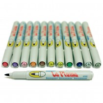 Leplume Brush Tip Marker Sets