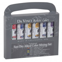 Da Vinci Fast Dry Alkyd Oil Color Sets