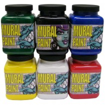 Chroma Acrylic Mural Paint Sets