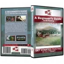 START Art: Oil Painting Instructional DVDs for Beginners