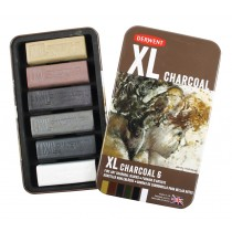 Derwent XL Charcoal Blocks