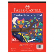 Faber Castell Construction Paper Pad
