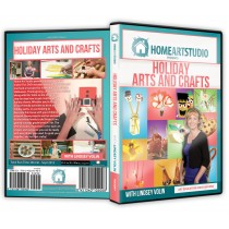 Holiday Arts And Crafts Projects DVD