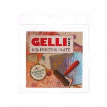 Gelli Arts Printing Plates Front Packaging