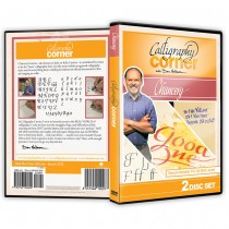 Learn Calligraphy Chancery DVD