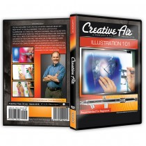 Creative Air Illustration 101 DVD