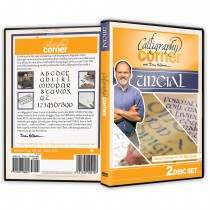 Learn Calligraphy Uncial DVD