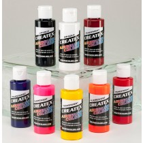 Createx Air Airbrush Colors and Sets