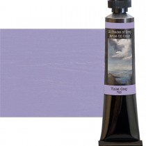 12 Shades Of Grey Oil Paint, Violet Grey 50ml Tube