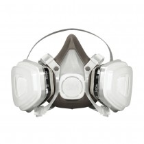 3M Disposable Half-Face Respirator