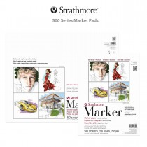 Strathmore 500 Series Marker Pads