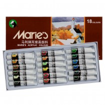 Maries Extra Fine Acrylic Set of 18
