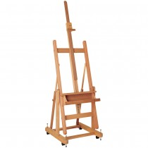 Mabef Deluxe Convertible H-Frame Easel