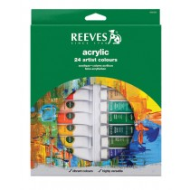 Reeves 24 Tube Painting Sets