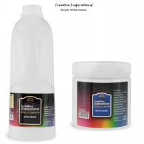 Creative Inspirations Acrylic White Gesso